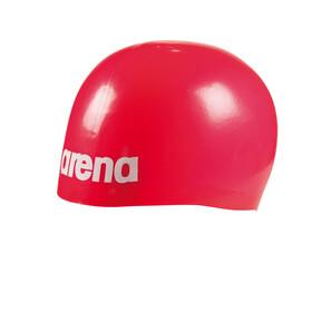 arena Moulded Pro II Gorro de natación, rojo